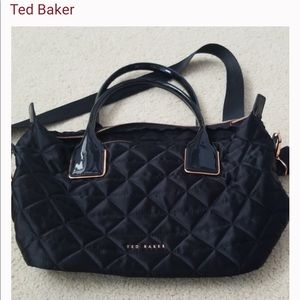 Ted Baker Quilted Tote